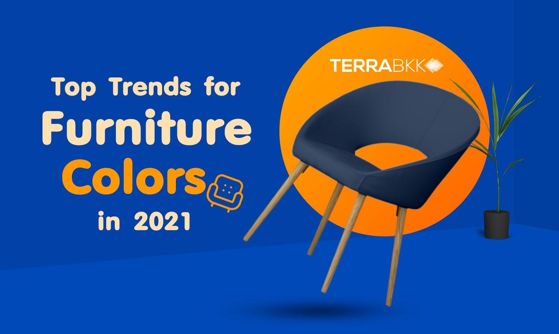 Ultimate Guidefor Furniture Colors in 2021 Vol.1