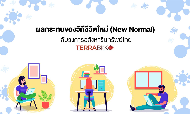 ผลกระทบของวิถีชีวิตใหม่-new-normal-กับวงการอสังหาริมทรัพย์ไทย