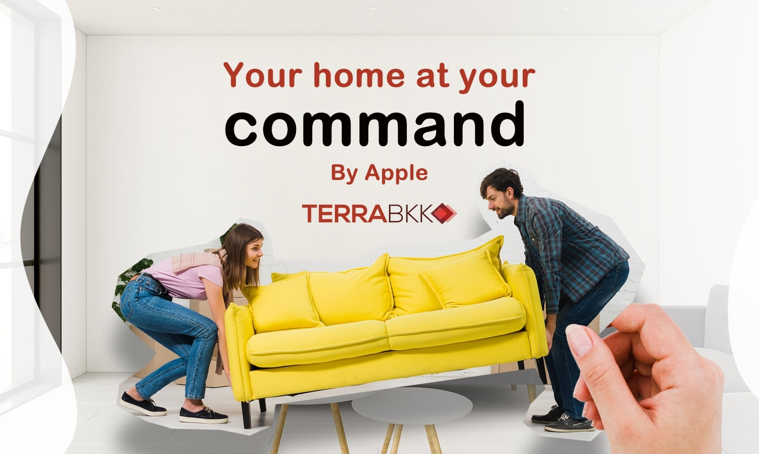 Your Home At Your Command By Apple