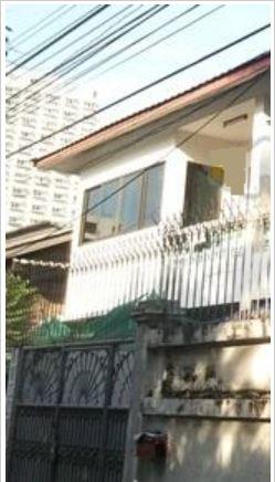 บ้านให้เช่าซอยนพมาศใกล้ศิริราชตลาดพรานนก