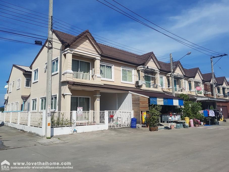 ขายบ้านทาวน์เฮ้าส์2ชั้นถนนประชาอุทิศ90 หมู่บ้านวิเศษสุข โครงการ16 พื้นที่24ตรว. แปลงหัวมุม สวย 3 นอน 2 น้ำ 1 ครัว พร้อมอยู่ ทำเลดี ซอย16