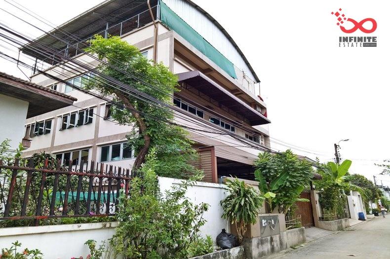 ขายตึกสำนักงาน 4ชั้น 100 ตารางวา ซอยสตรีวิท 2