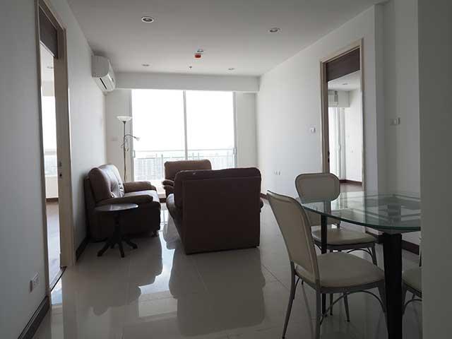 ภาพRent Supalai Prima Riva 2 bedroom  90.54 sqm 32 fl