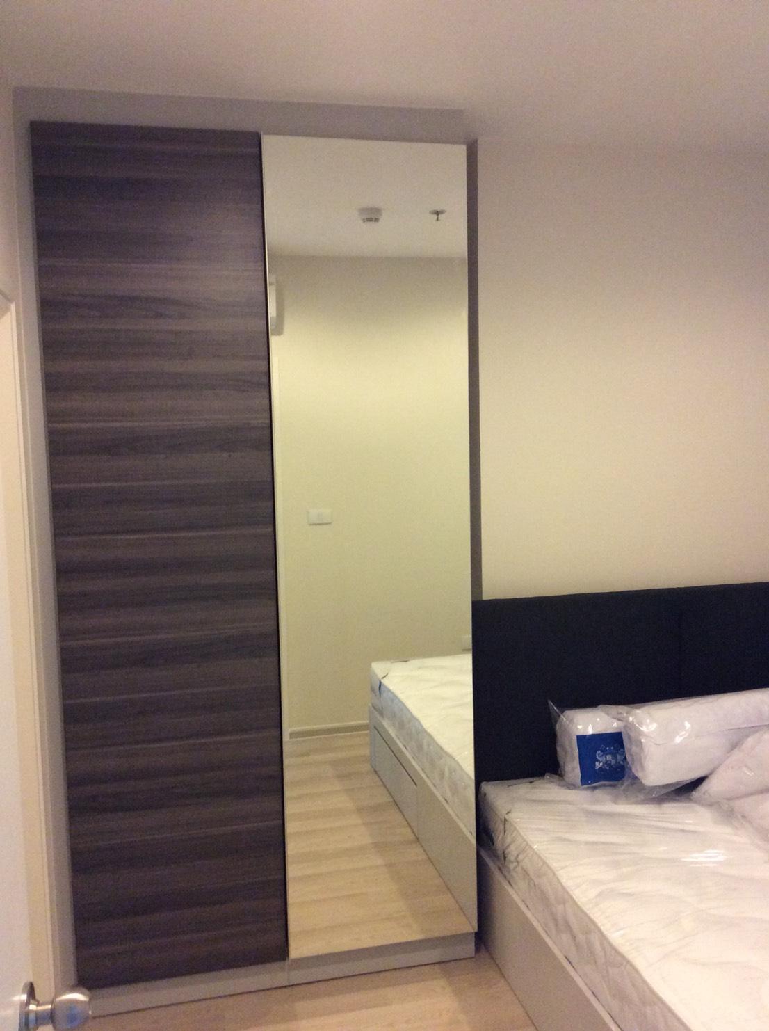 ขายห้องที่คอนโดเซ็นทริครัชดา-ห้วยขวาง ขนาด27.84ตารางเมตร 1ห้องนอน ใกล้สถานีรถไฟฟ้าห้วยขวาง