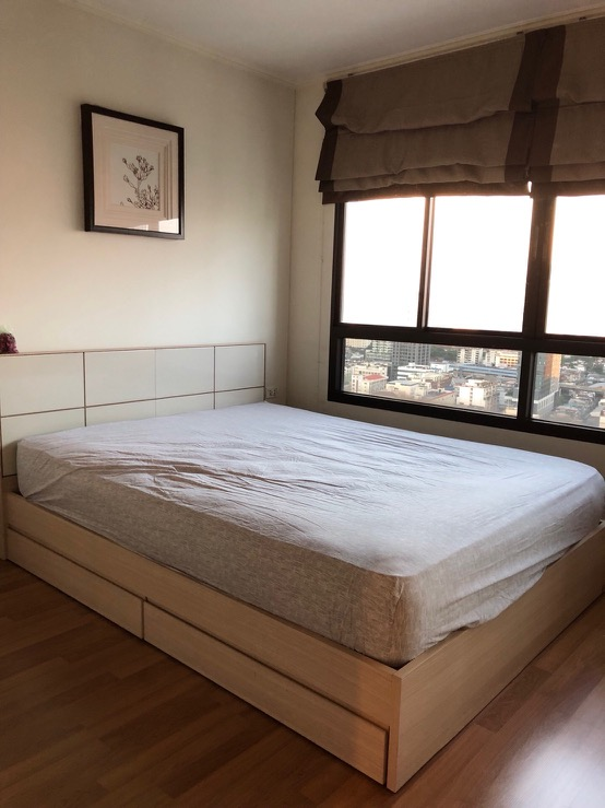 Rent LUMPINI PLACE PHAHOLYOTHIN 1 bed 35 sqm 28 fl