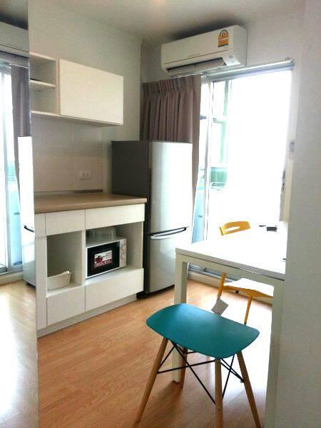 ภาพRent Lumpini Place Huamark 1 bed 26 sqm 14 fl