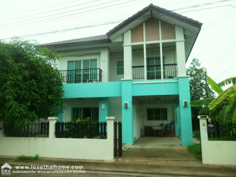ขายบ้านเดี่ยว2ชั้น หมู่บ้านทรัพย์หมื่นแสน ปทุมธานี