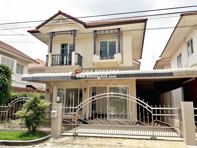 ขายบ้าน เดอะวิลล่า ( The villa ) ท่าอิฐ วิวทะเลสาบ