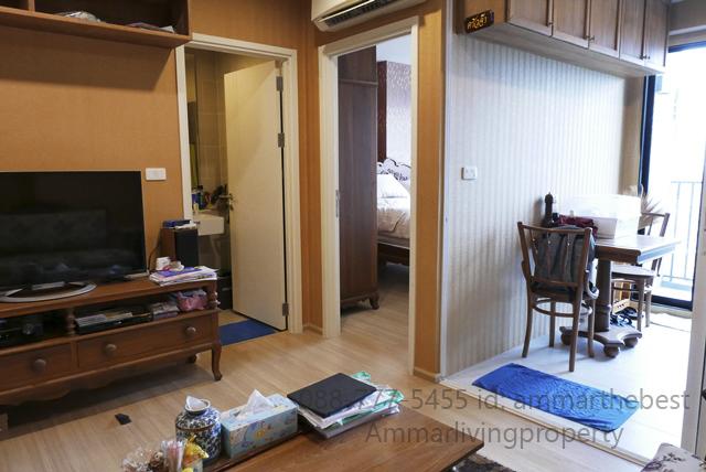 ภาพขาย  เดอะ เบส แจ้งวัฒนะ 1 ห้องนอน ชั้น 18 ตึก 1
