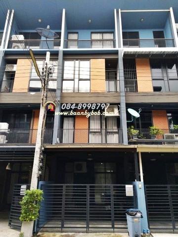 ให้เช่า ทาวน์โฮม เมืองทองธานี Haus 35 3 ชั้นครึ่ง