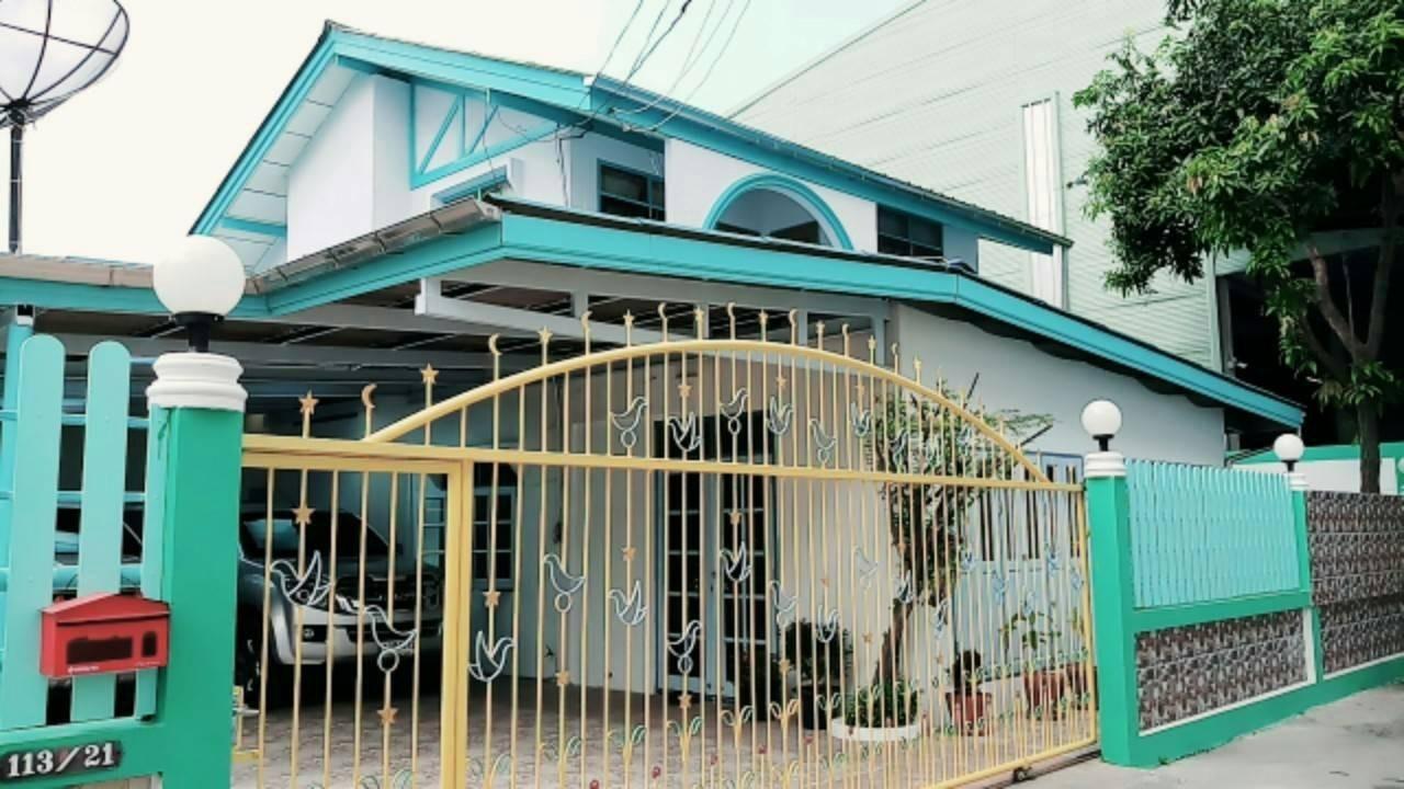 ขาย บ้านเดี่ยว ซอย รพ.เจ้าพระยา ถนนบรมราชชนนี กทม