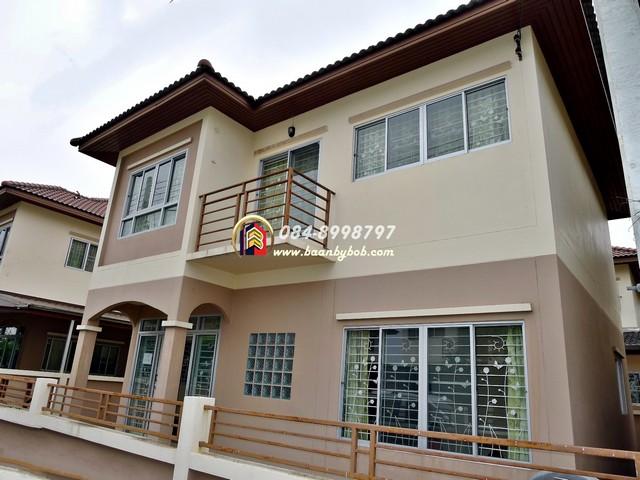 ภาพขาย บ้านแฝด ม.ณิชากร 2 (Nichakorn 2) สาย 4