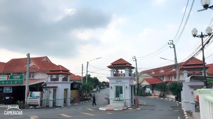บ้านเดี่ยว หมู่บ้านพฤกษา 21  นนทบุรี 32.4 ตรว.
