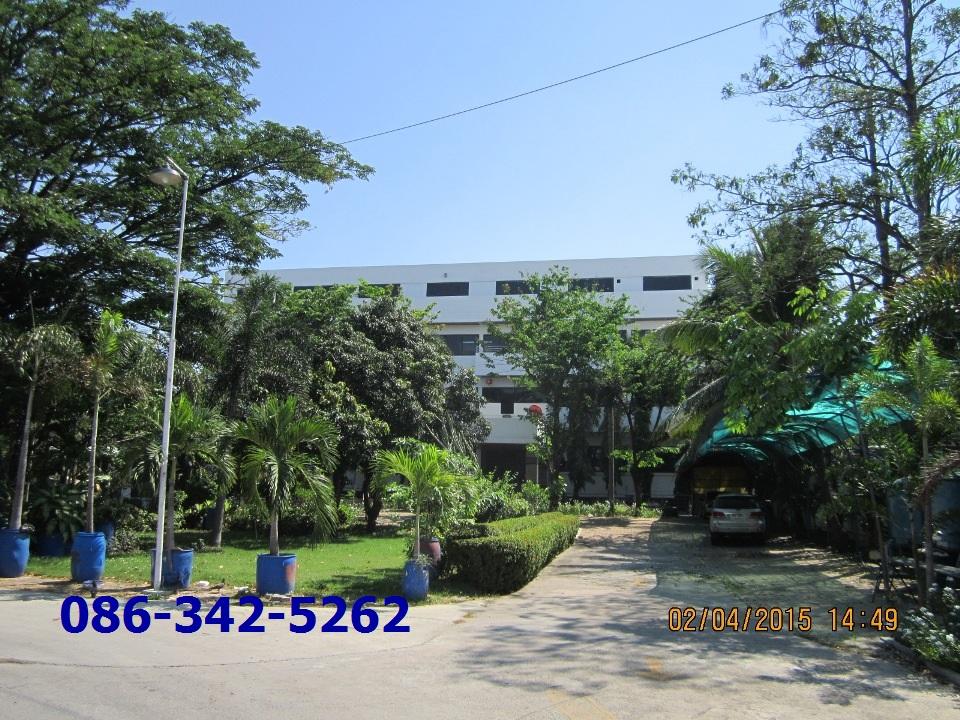 0346-1 อาคารสำนักงานพร้อมโรงงานให้เช่า 2,215 ตรม. ซ.เทศบาลบางปู 92