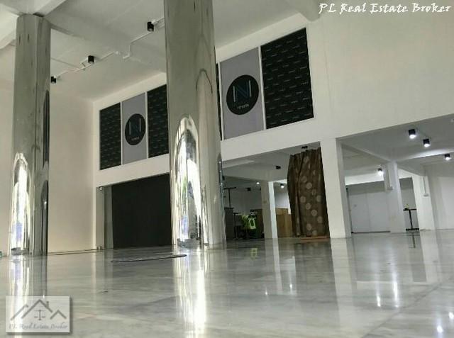 ภาพKO214 ให้เช่าอาคารพาณิชย์ 4.5 ชั้น 3 คูหา ติดถนนลาดพร้าว 95 ใกล้ Food land พื้นที่ 1,020 ตร.ม.