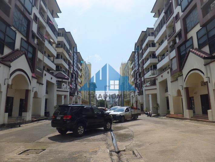 ภาพคอนโด ดาลิน เพลส (สะพานใหม่ แมนชั่น ) 37.43 ตรม.ชั้น 6 ตึก E ห้องริม ซอยพหลโยธิน 69 ทำเลดี ต่อรองได้