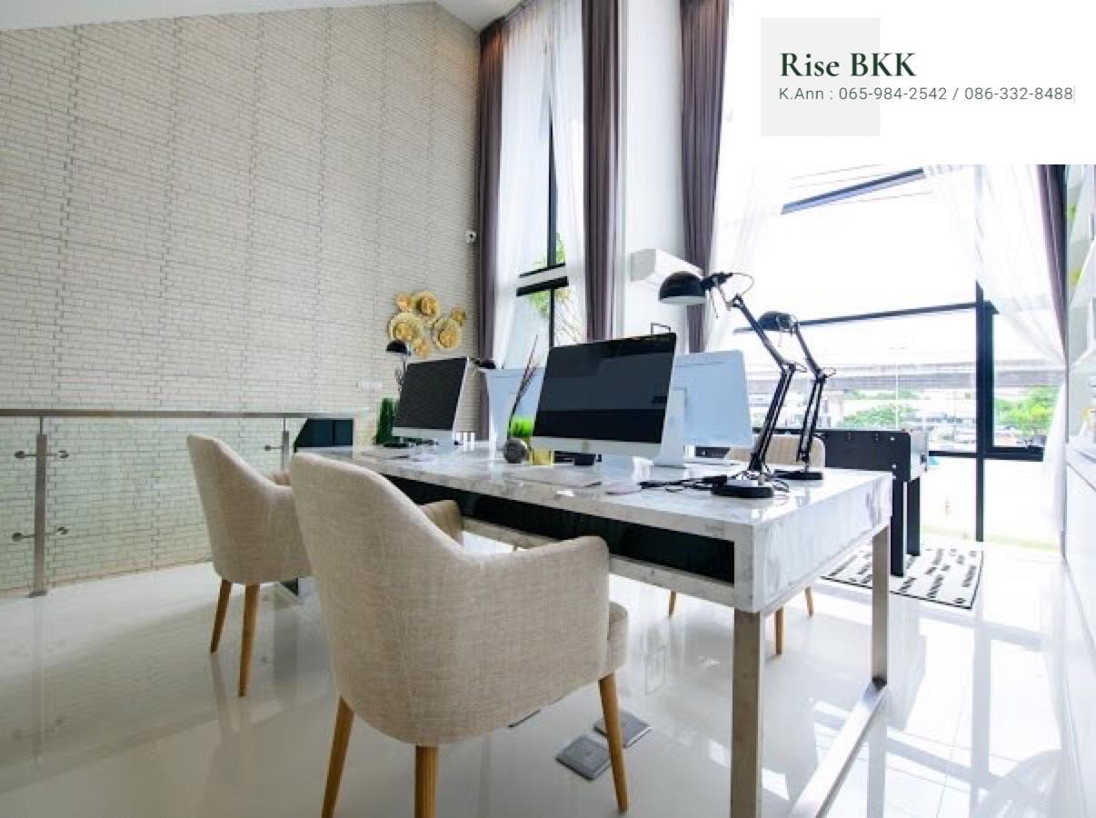 ภาพขายด่วน ราคาพิเศษ!! Home office PROVE RAMA9