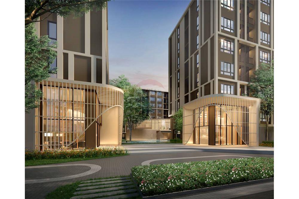 ภาพขายดาวน์  Dcondo Campus Resort Dome Rangsit ชั้น 4