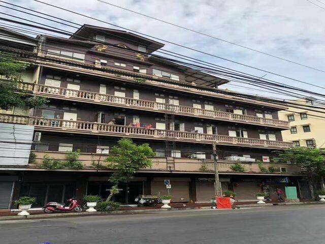 KR-054  ให้เช่าอาคารพาณิชย์ 6 ชั้น  ใกล้เยาวราช  พื้นที่ใช้สอยกว่า 1,700 ตรม. เหมาะทำเป็นโรงแรมที่พัก