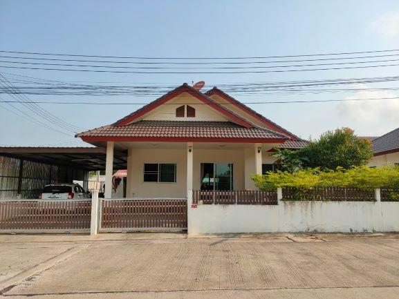 ขายบ้านเดี่ยวชั้นเดียวหมู่บ้านวโรรส 2 นิคมพัฒนา