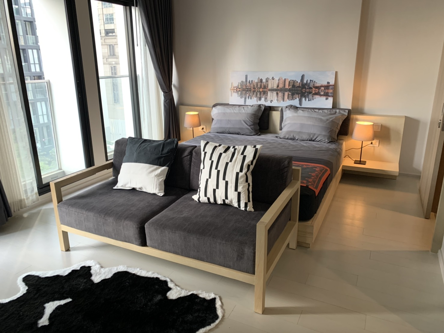 Noble Ploenchit - Beautifully Furnished 1 Bedrooms Unit / Ready To Move In / BTS Ploenchit