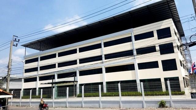 RK022ให้เช่าโกดัง สำนักงาน 4 ชั้น ลิฟท์ 2 ตัว 5200 ตรม หนองแขม