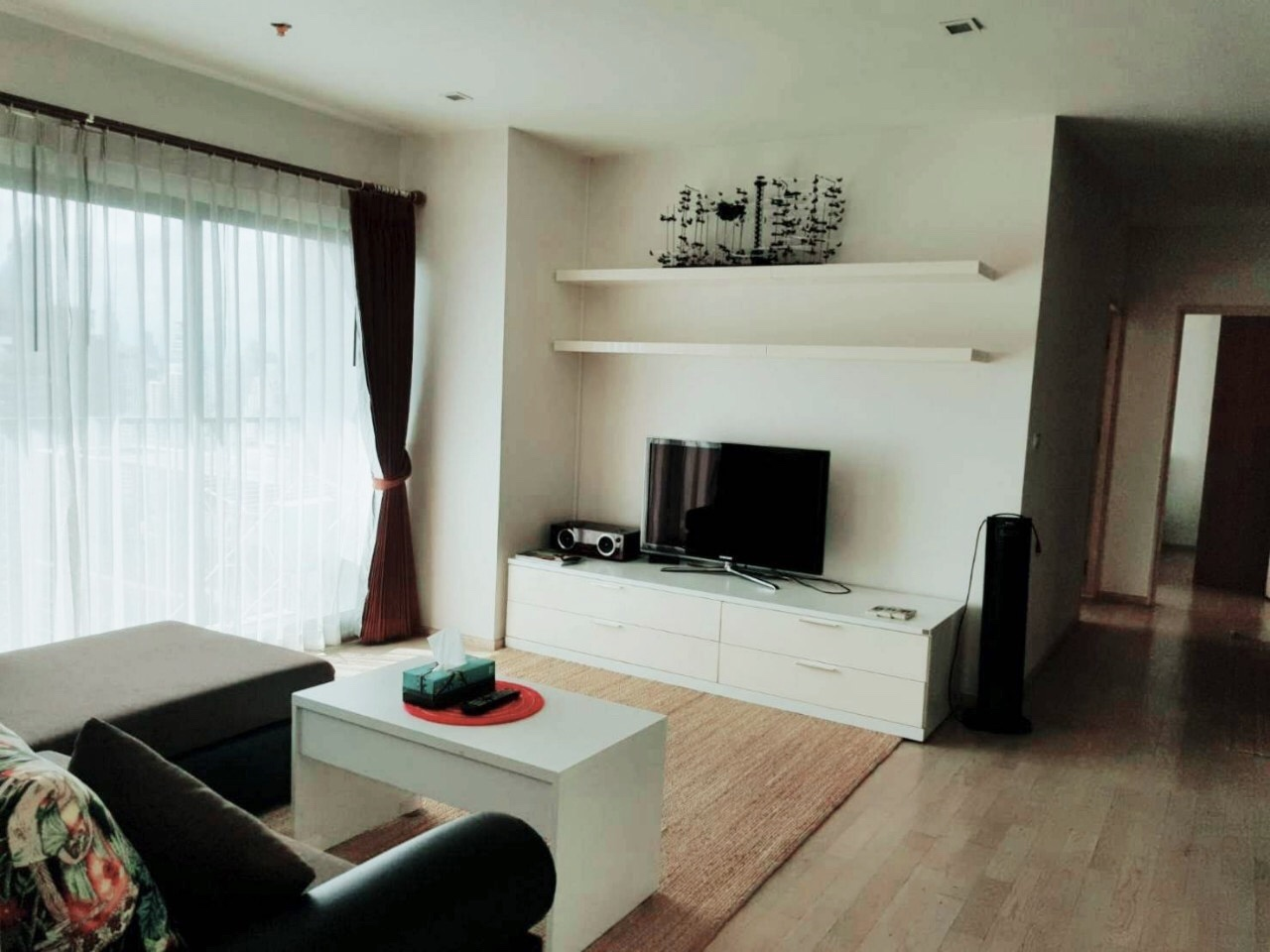 For Rent Noble Remix 3Bedrooms 107Sqm 55K Per Month Fully Furnished ให้เช่า คอนโด โนเบิล รีมิกซ์