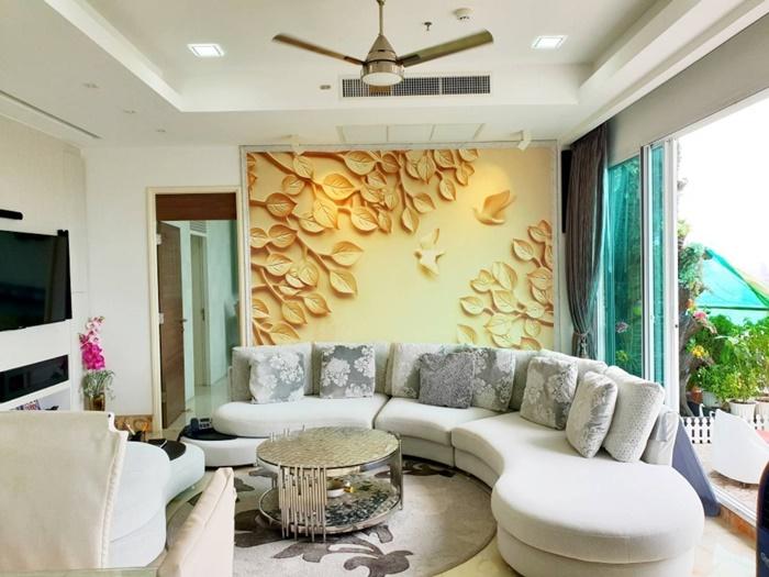 ภาพขาย คอนโด ศุภาลัย พรีมา ริวา พระราม 3 – นราธิวาส 3 Bed 3 Bath ริมแม่น้ำพระยา ทิศเหนือ วิวโค้งน้ำสวย