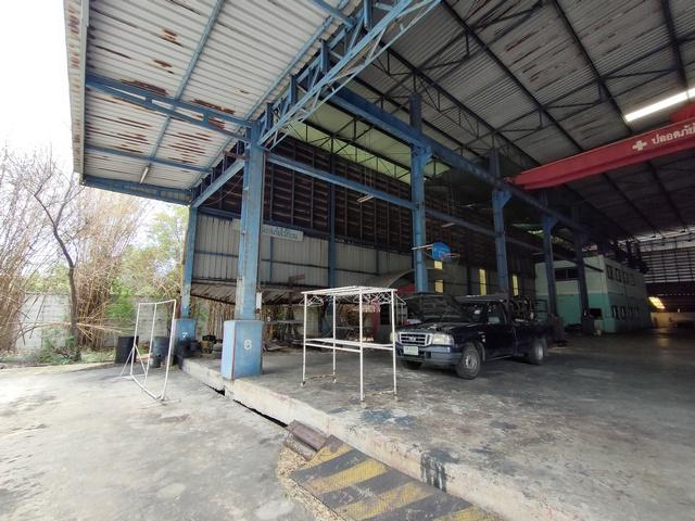 ขายที่ดินพร้อมโรงงาน ที่พักคนงาน เนื้อที่ 4-1-16 ไร่ พร้อมใบรง.4 อุปกรณ์ครบ