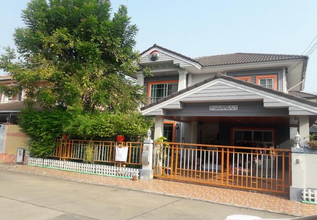 ขาย บ้านเดี่ยว ภัสสร จตุโชติ วงแหวน ถนนสุขาภิบาล 5 เขตสายไหม กรุงเทพมหานคร