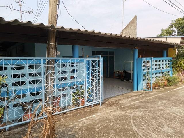 ภาพขาย บ้านแฝด 44 ตารางวา 1ชั้น 3 ห้องนอน 1 ห้องน้ำ