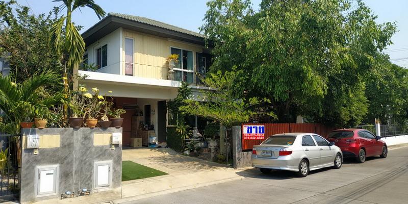 ภาพขายบ้านเดี่ยว อินนิซิโอ2 ปิ่นเกล้า-วงแหวน Inizio2 Pinklao-Wongwaen