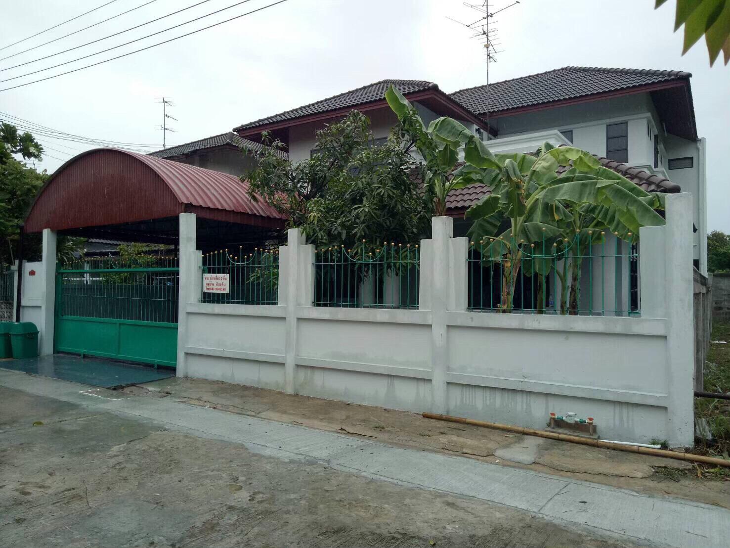 ขายบ้านเดี่ยว 2 ชั้น โครงการหมู่บ้านสินบดี4 ถนนประชาอุทิศ ซอย72 ทุ่งครุ กรุงเทพฯ