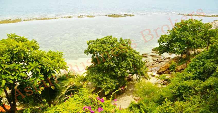 6705024 ให้เช่ารีสอร์ทติดทะเล ที่เกาะพะงัน