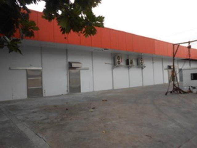 PN05  ให้เช่าโรงงานผลิตอาหารมี GMP พื้นที่ใช้สอย 360 ตรม. พร้อมใช้งาน ซอยเรวดี อ.เมืองนนทบุรี