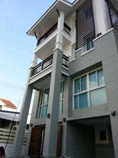 ภาพBS153 ให้เช่าและขาย บ้านเดี่ยว 4ชั้น ทำเลใจกลางเมือง ซอยปรีดีพนมยงค์ 31