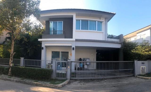 KSH130319 ขายบ้านสิมิลัน รีฟ ติดสารสาสน์ร่มเกล้า