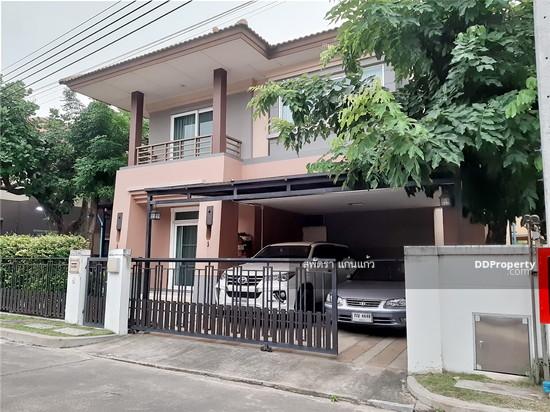 1015 ขายบ้านเดี่ยว 2 ชั้น บุราสิริ งามวงศ์วานประชาชื่น 7.9ล้านบาทต่อรองได้