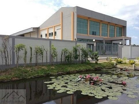 BA010 ขายโรงงานสำเร็จรูปพร้อมสำนักงาน พื้นที่ 3 ไร่ บางนา กม 23 พื้นที่สีม่วง ติดโครงข่ายระบบโลจิสติกส์สุวรรณภูมิ