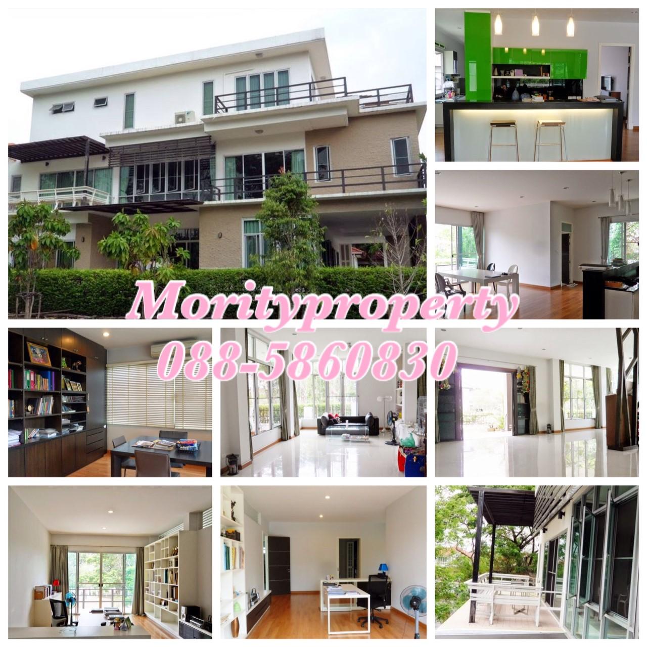 ภาพขายบ้านเดี่ยวหมู่บ้านอารีน่าพาร์ค ชวนชื่นซิตี้ รามอินทรา คู้บอน 27 บ้านสวยพร้อมอยู่