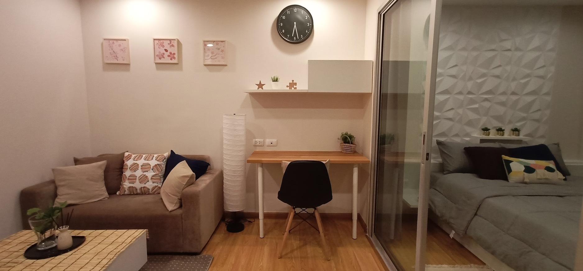 ภาพคอนโดต้องการขาย เดอะ ทรัสต์ เรสซิเด้นซ์ รัชดา-พระราม 3   นนทรี  ช่องนนทรี  ยานนาวา 1 ห้องนอน พร้อมอยู่ ราคาถูก