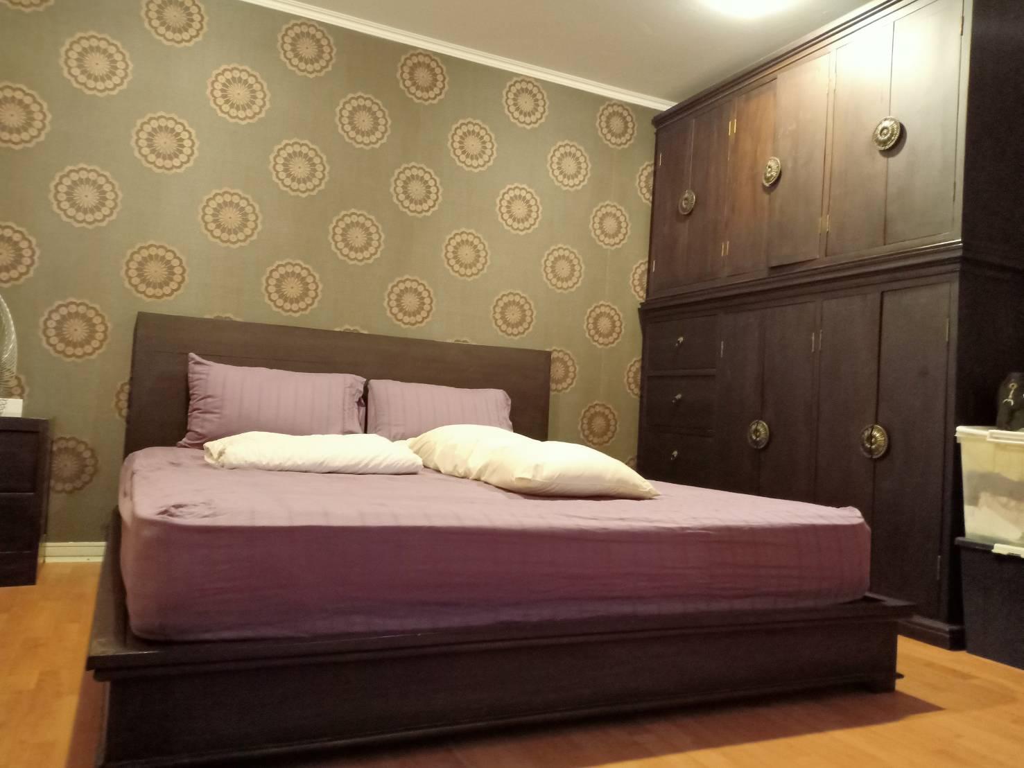 ภาพคอนโดต้องการขาย ลุมพินี วิลล์ ศูนย์วัฒนธรรม   ประชาอุทิศ  สามเสนนอก ห้วยขวาง 1 ห้องนอน พร้อมอยู่ ราคาถูก