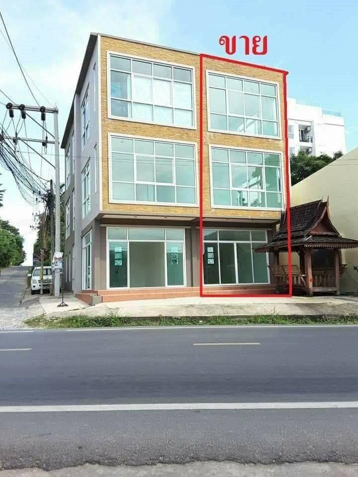 #ขายอพาร์ทเม้นท์  3 ชั้น  ซอยไสยวน 9