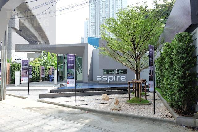 ภาพให้เช่า คอนโด Aspire สาทร-ท่าพระ ติดรถไฟฟ้า BTS ตลาดพลู ใกล้เดอะมอลล์ ท่าพระ ราคาถูก