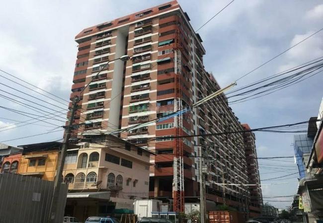 ภาพให้เช่า คอนโด สุขาภิบาล 3 แมนชั่น ซอยรามคำแหง 58/3 ถนนรามคำแหง เขตบางกะปิ กรุงเทพมหานคร