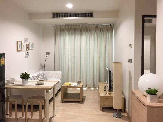 ภาพ(เช่า) FOR RENT 59 HERITAGE CONDOMINIUM / 1 bedroom / 38 Sqm.**19,000** Fully Furnished. Nice Decorated. CLOSE BTS THONGLOR