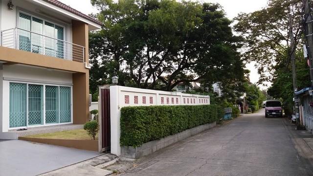 ภาพPDD02 ให้เช่าบ้านเดี่ยว 2ชั้น ย่านสุขาภิบาล 5- รามอินทรา ใกล้ทางด่วน บ้านตกแต่งสวยพร้อมอยู่