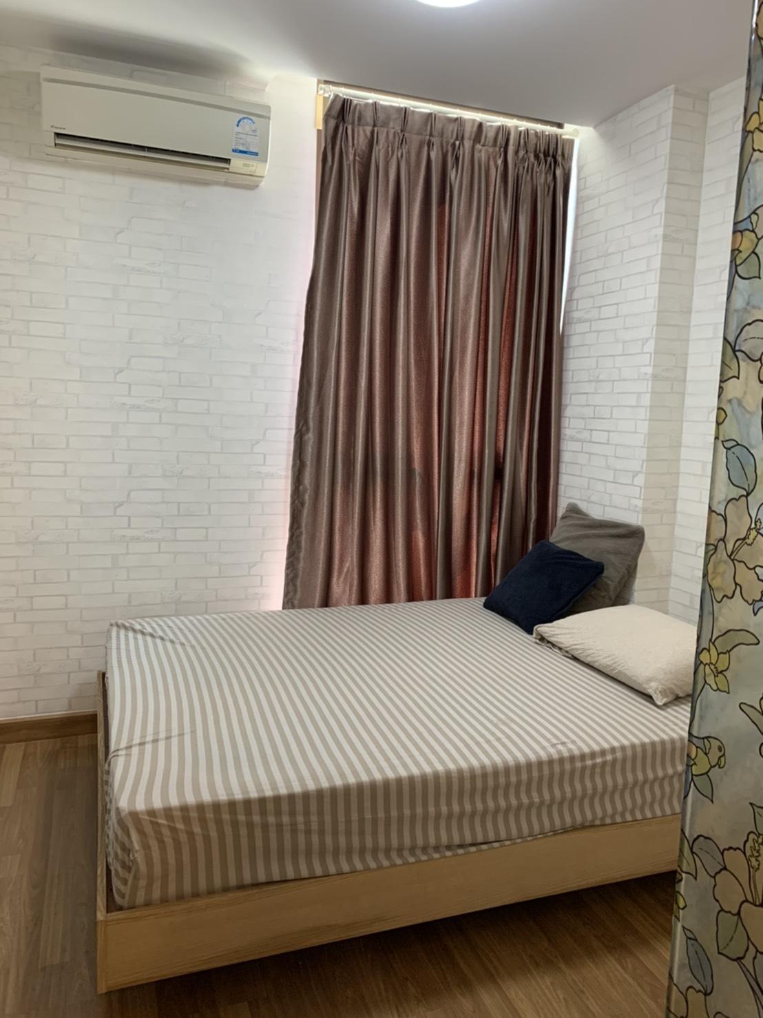 คอนโดให้เช่า ไอดีโอ มิกซ์ สุขุมวิท 103  ซอย สุขุมวิท 101/3  บางนา บางนา 1 ห้องนอน พร้อมอยู่ ราคาถูก