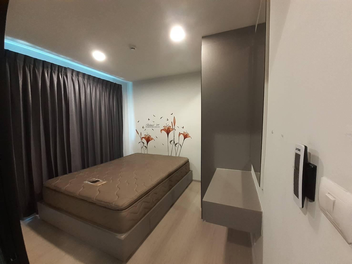 คอนโดให้เช่า ดิ เอ็กซ์เซล กรูฟ  ซอย สุขุมวิท 105  บางนา บางนา 1 ห้องนอน พร้อมอยู่ ราคาถูก