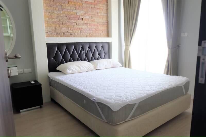 ภาพคอนโดให้เช่า ริทึ่ม สุขุมวิท 44/1  สุขุมวิท  พระโขนง คลองเตย 1 ห้องนอน พร้อมอยู่ ราคาถูก